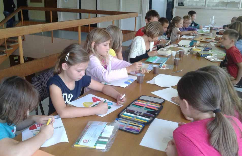 Popovača – Kreativne dječje ljetne radionice