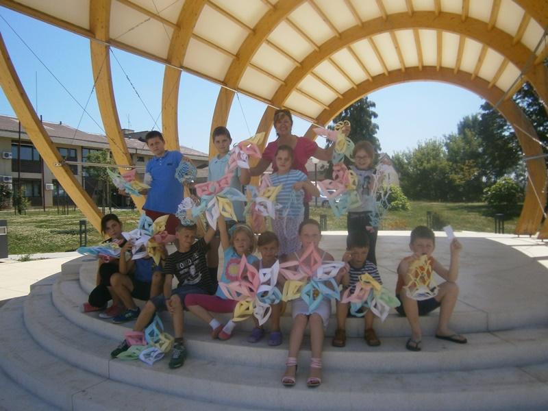 Moslavački štrk - Dječje ljetne radionice 7