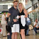 stella and miguel zagreb airport 03 08 2014 3
