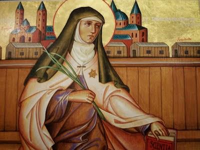 St Terese Benedict Edith Stein