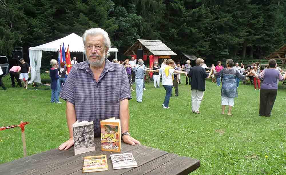 Bilosnić s izdanjima makedonskih autora