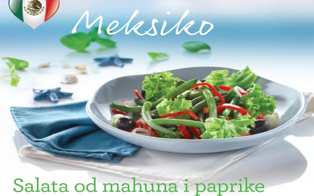 Preuzmite brošuru s receptima za lagane ljetne salate