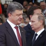Porošenko Putin