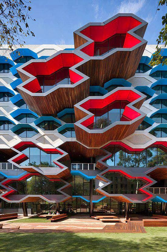 Lims Latrobe University Molecular Science Building Melbourne Australia