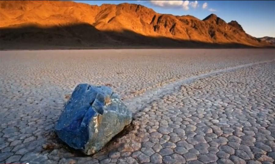 Kamenje-putujuće