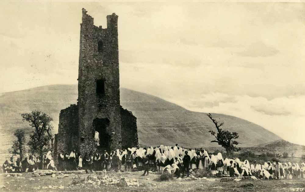 VRELO CETINE starohrvatska crkva sv Spasa s narodom  između dva svjetska rata