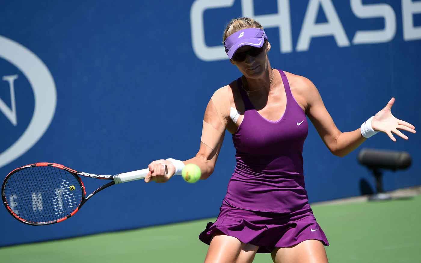 WTA Quebec City Mirjana Lucic