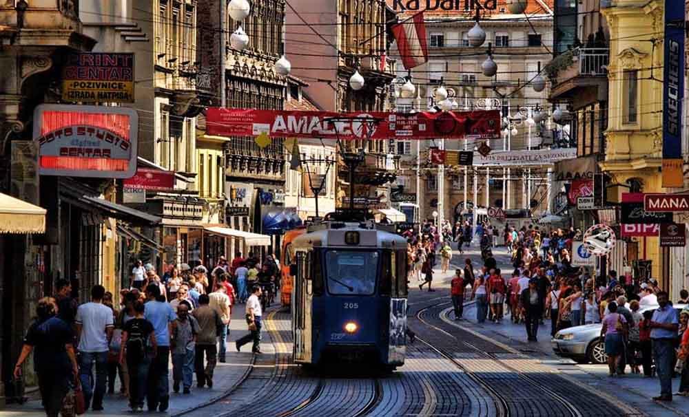 Zagreb 1 Ilica
