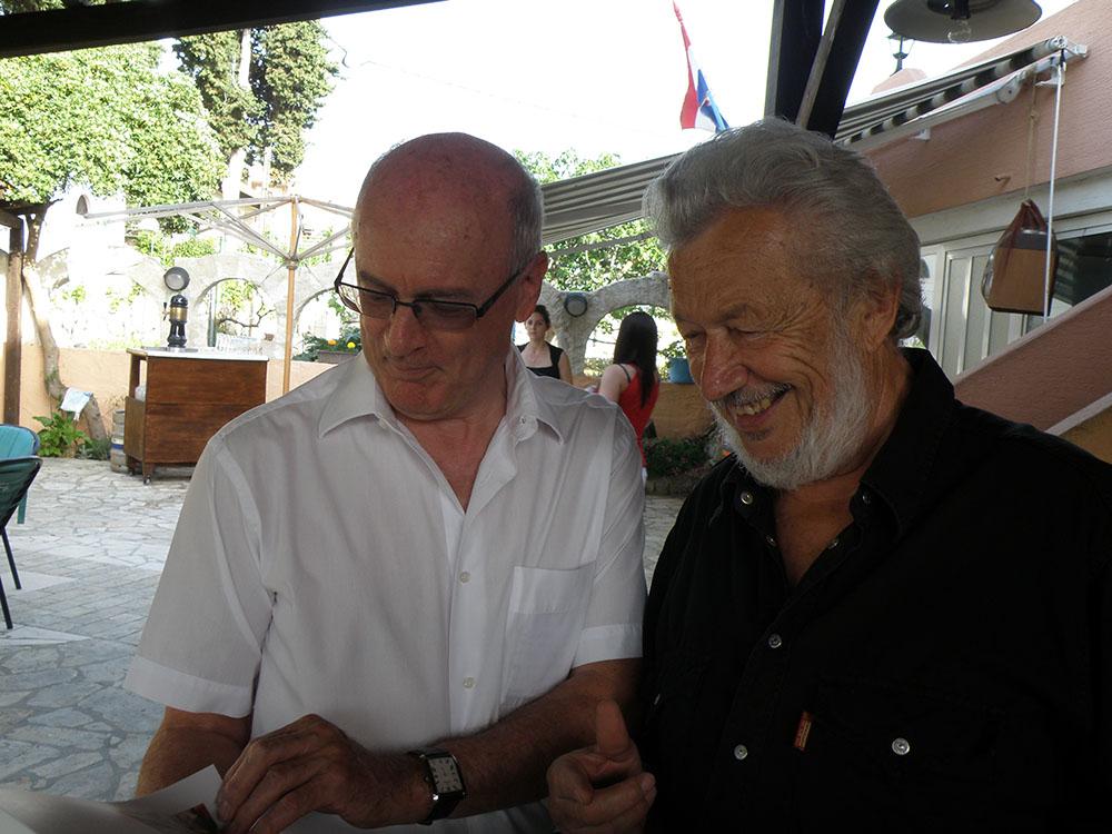 2 Robert Hajszan Panonski  i Tomislav Marijan Bilosnić