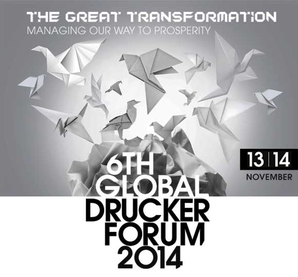 Theme 2014 Global Peter Drucker Forum