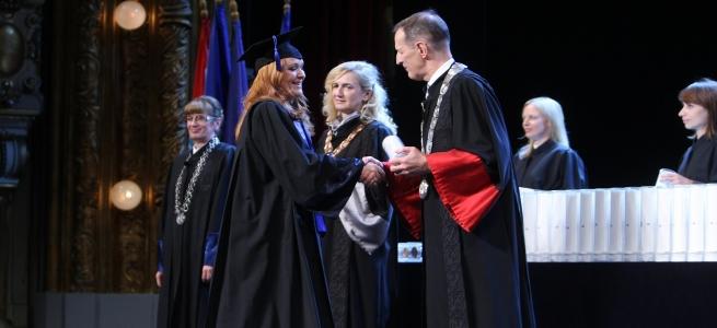 Promovirano 219 novih doktora znanosti