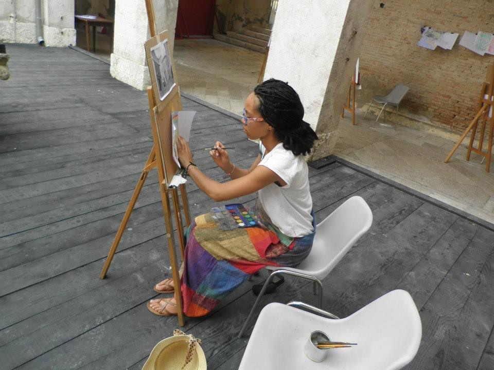 umjetnik na jedan dan