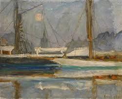 Peindre en Normandie