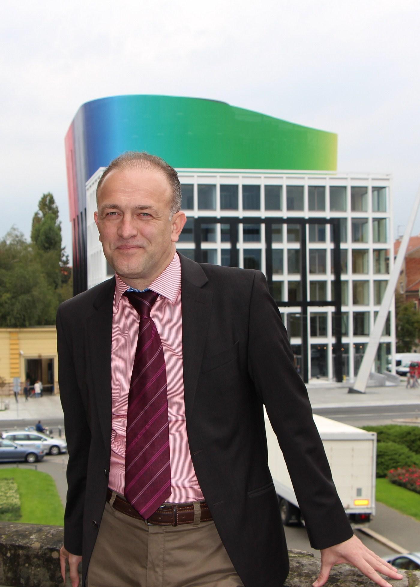 1 Dalibor Cikojević  dekan