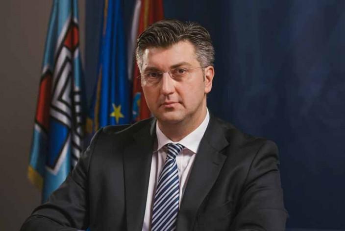 Andrej Plenković vjenčat će se s Dubrovkinjom Anom Maslač