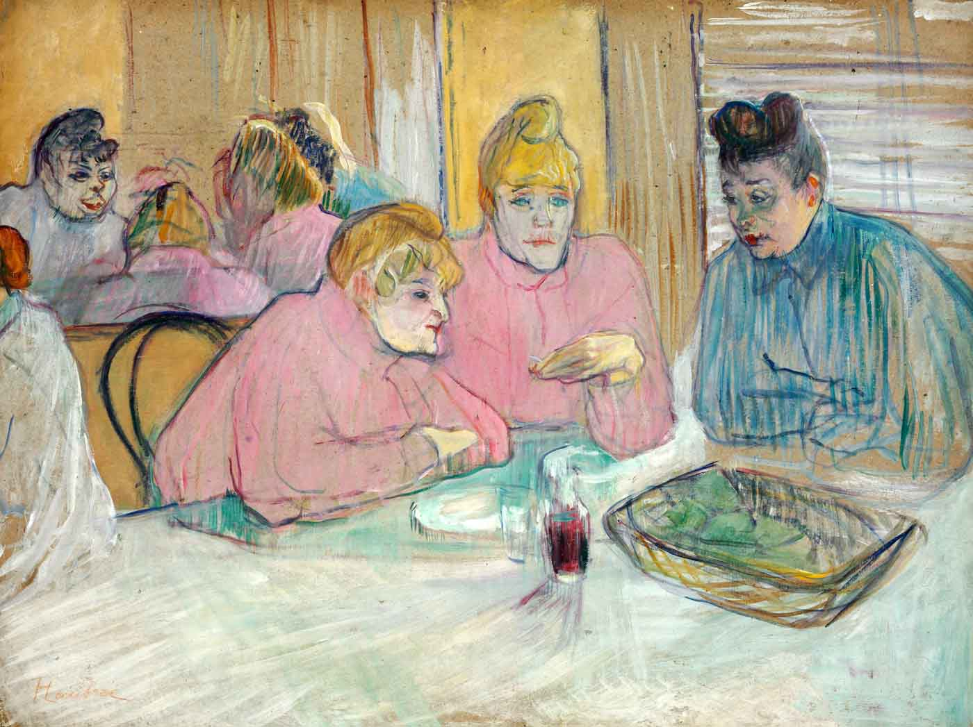 Henri de Toulouse-Lautrec u bečkom Kunstforumu