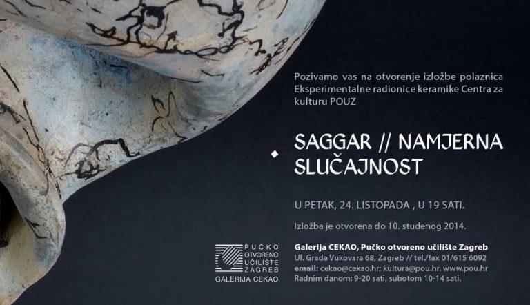 Otvorenje izložbe polaznica Eksperimentalne radionice keramike