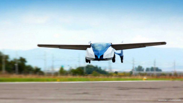 Svjetska premijera novog prototipa letećeg automobila u Beču