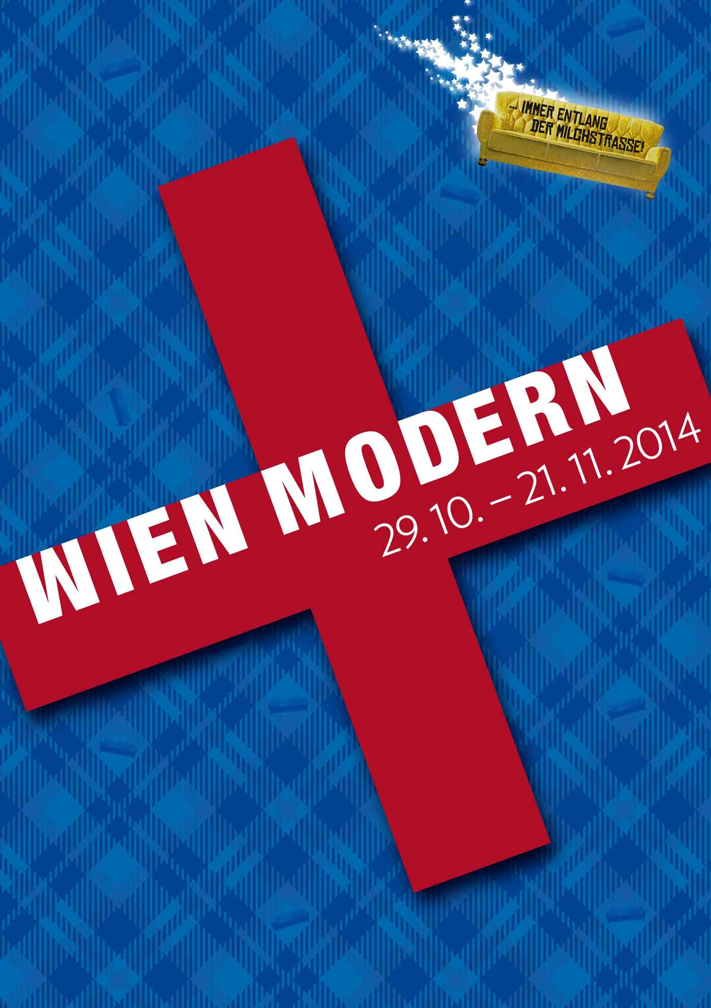 Festival suvremene orkestralne glazbe – WIEN MODERN 2014