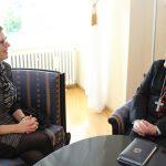 Kardinal Bozanić primio veleposlanicu Kraljevine Nizozemske