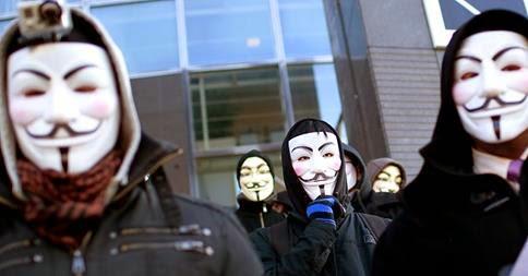 'Million Mask March' na 463 lokacija širom svijeta