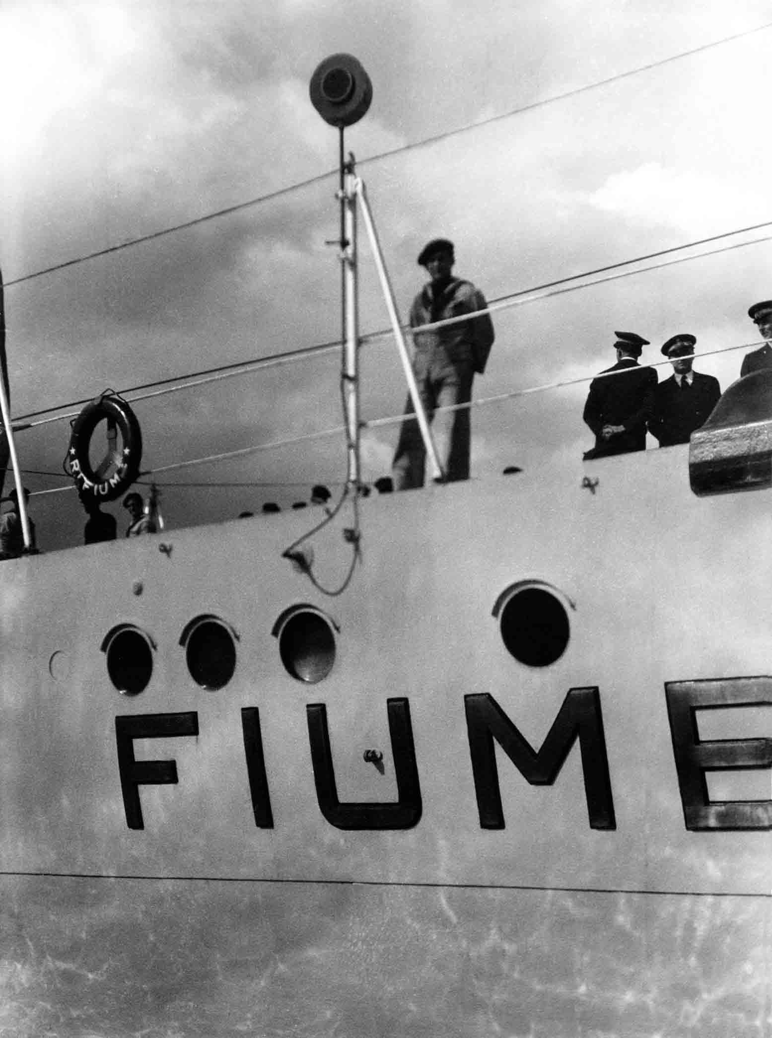 Drenig - Fiume 1934 -1940