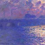 monet-waterloo-bridge-sunlight effect milwaukee-art-museum Kopie