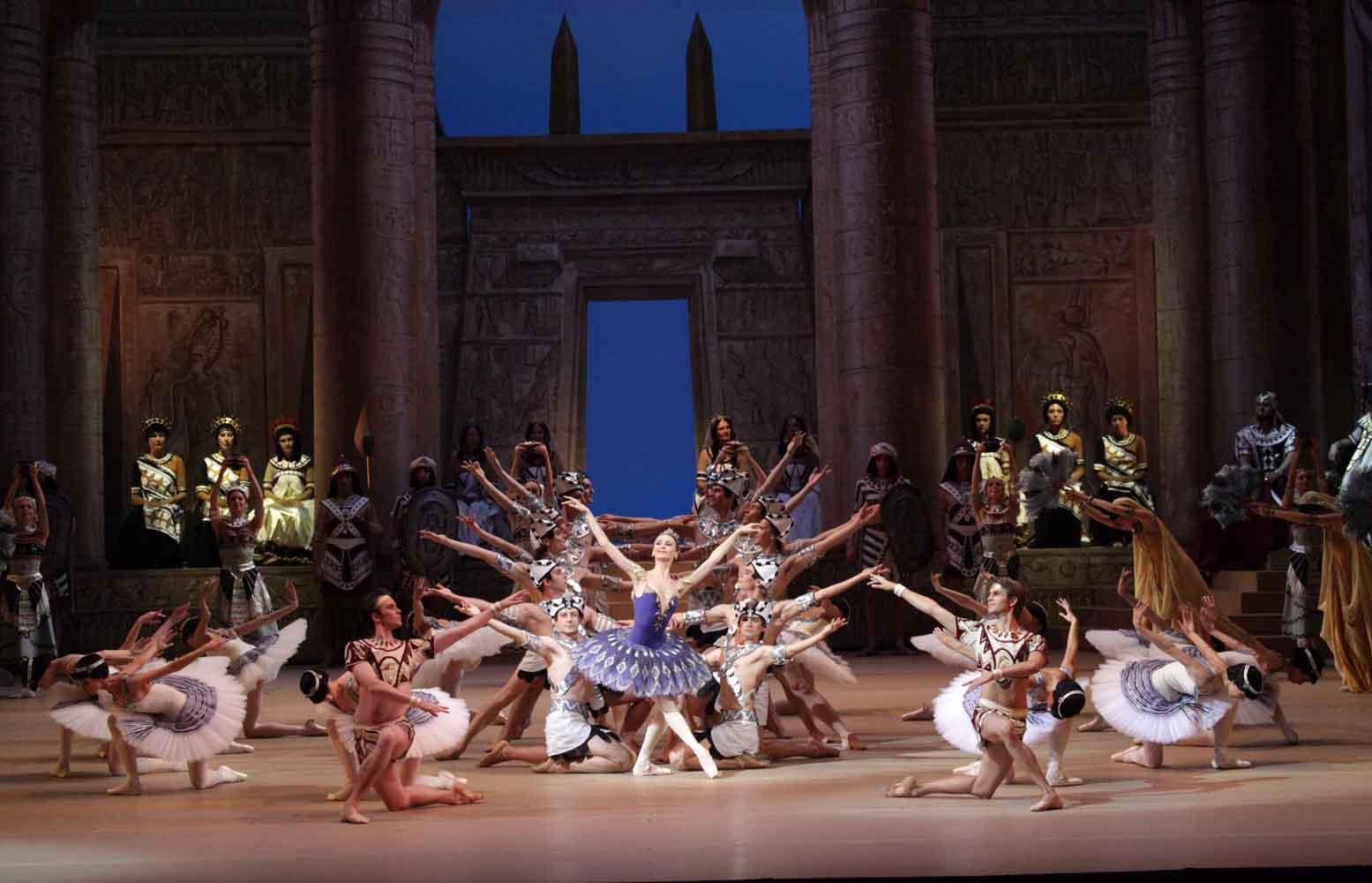 Baletni klasik gotovo hollywoodske produkcije