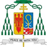 Coat of arms of Blase Joseph Cupich