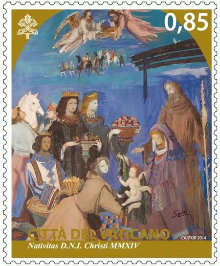Vatikanske pošte