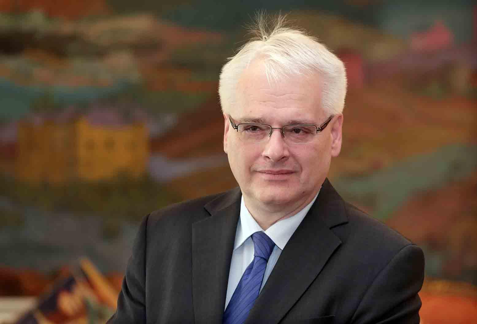 Ivo Josipović by Žarko Bašić PIXSELL