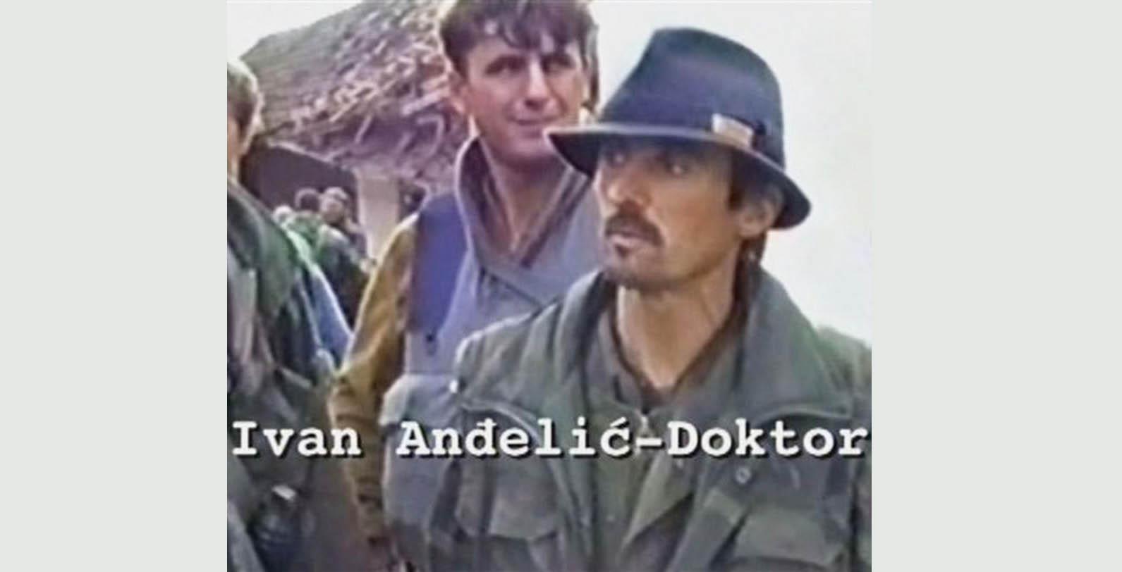 Vukovarska ratna legenda: Ivan Anđelić-Doktor