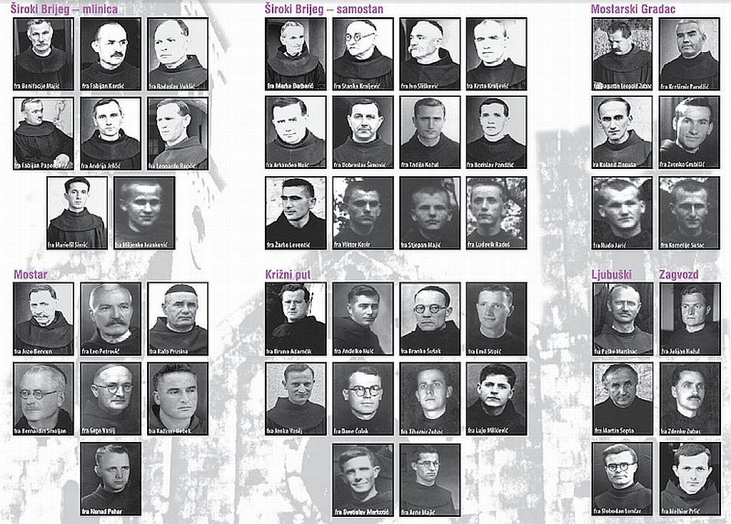 Brigada koja je pobila franjevace u Širokom brijegu, ratne zarobljenike na Kočevskom rogu…