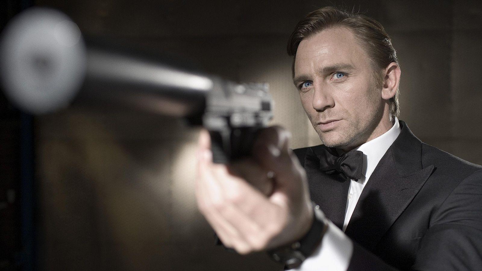 """Novi film o Jamesu Bondu zvat će se """"Spectre"""""""