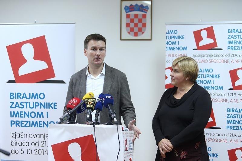 Željka Markić o pozivima PNUSKOK-a: Ovo je pokušaj pritisak na referendumsku inicijativu u tijeku