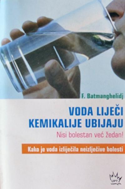 Voda liječi kemikalije ubijaju