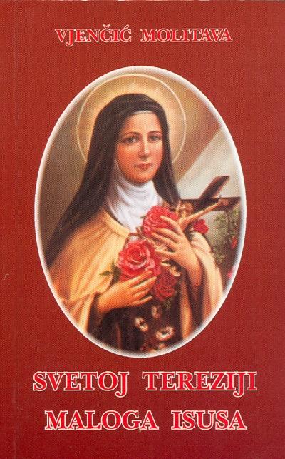 Vjenčić molitava svetoj Tereziji Maloga Isusa