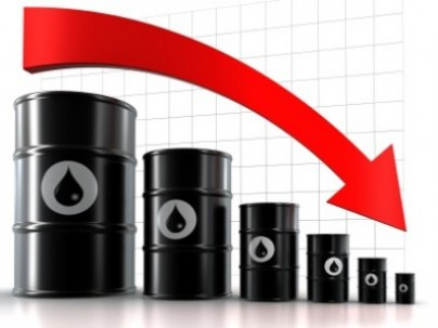 oilprices down