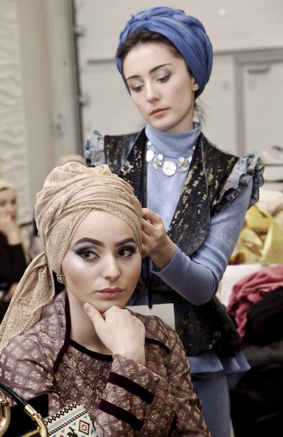 Grozny fashion week