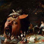 Joos van Craesbeeck Iskušenje svetog Antuna oko 1650 Staatliche Kunsthalle Karlsruhe
