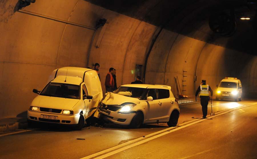 Prometna u tunelu