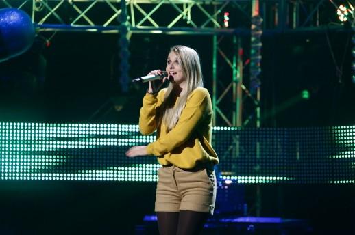 Melanija Purić iz Malinske u drugom krugu The Voicea
