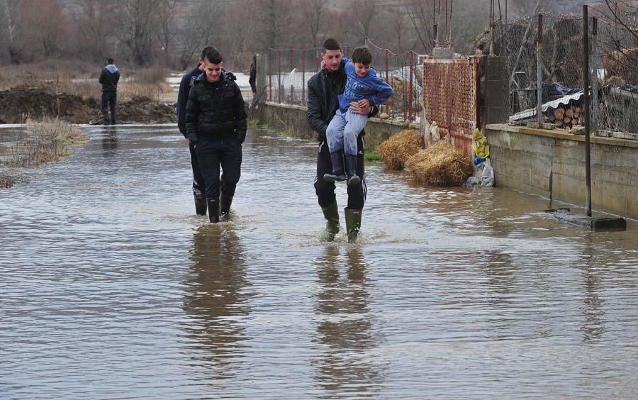 Poplave u Makedoniji