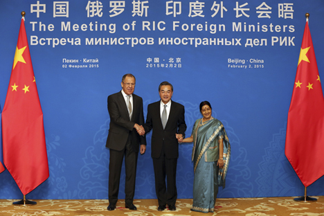 Moskva, Delhi i Peking uče rješavati zajedničke probleme