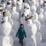 rusija zima