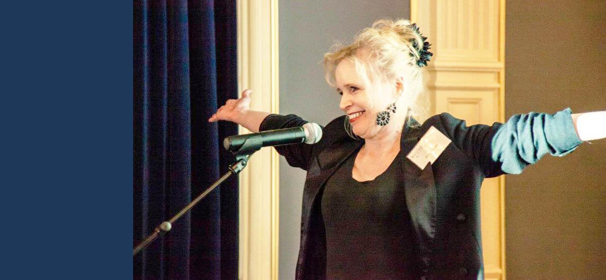 Najava – Radionica i lab glasa i pjevanja s Anne-Marie Blink