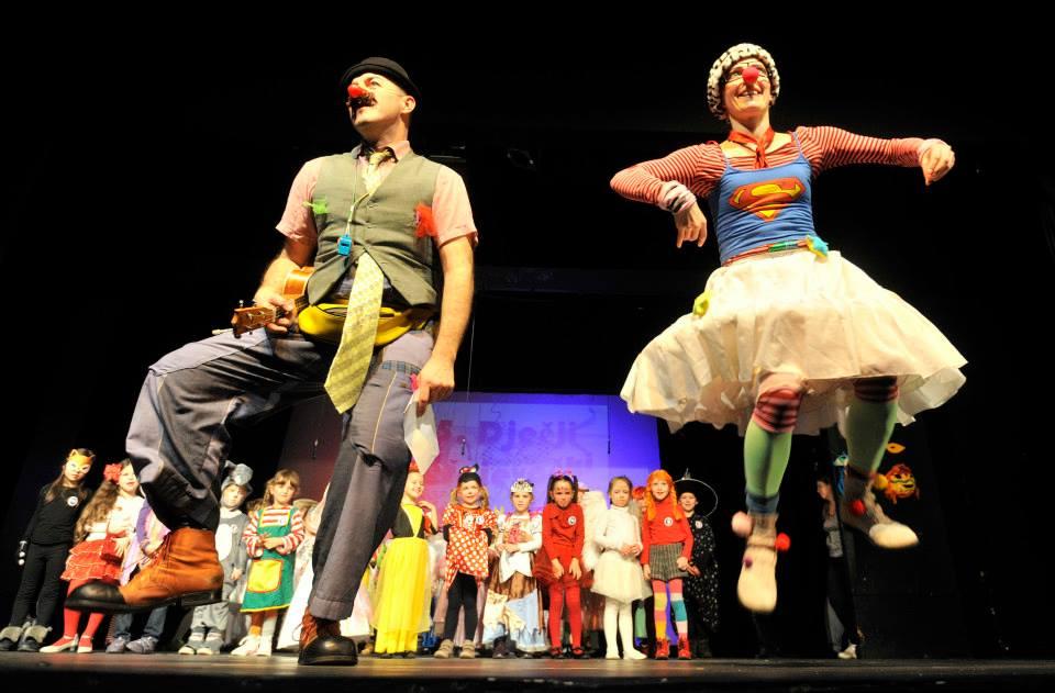 Vikend u CeKaTeu za male i velike – koncerti, predstave i karneval