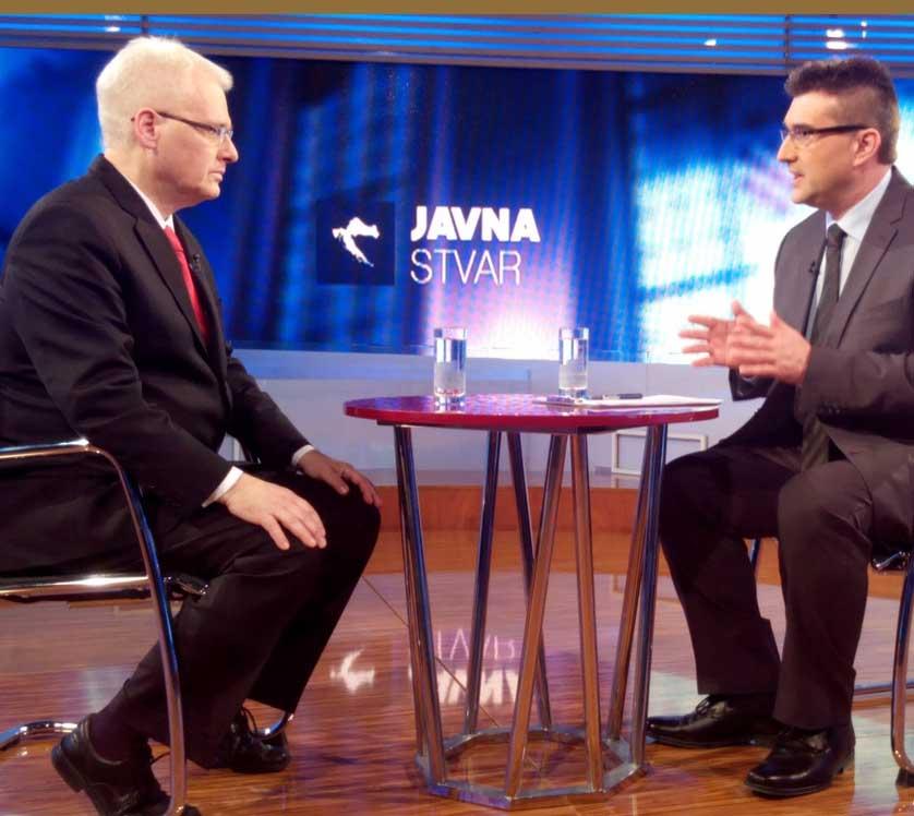 Josipović: ostajem u politici, neću rušiti Milanovića