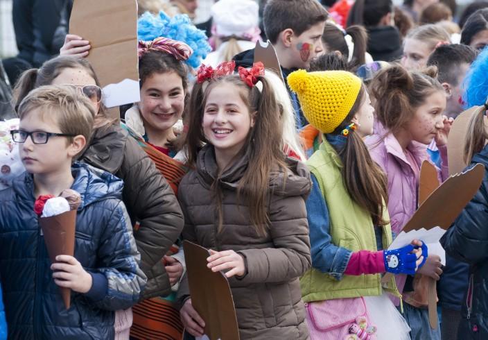 Poklade u Metkoviću u znaku najmlađih