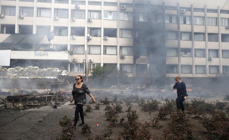 Steinmeier upozorio Rusiju da ne pogoršava stanje u Ukrajini